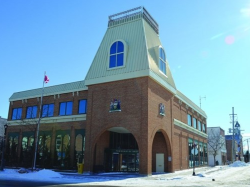 Brock council goes back to bat for local businesses